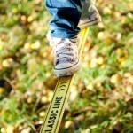 Gibbon-slackline-Classic-Line-X13-kids-shoes-walk