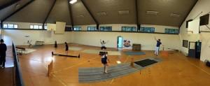 Indoor Slackline Sessions Wellington New Zealand