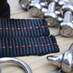 Primitive slackline kit 25mm anchor slings