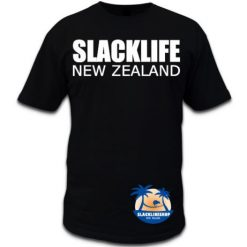 Slacklife-new-zealand-slacklineshop-T-Shirt-black