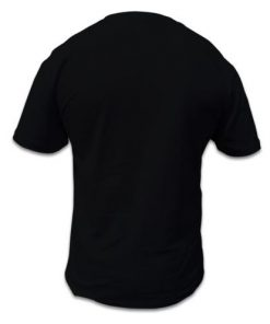 Slacklife-new-zealand-slacklineshop-T-Shirt-black-back