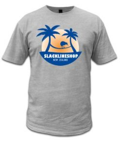 Slacklife-new-zealand-slacklineshop-T-Shirt-grey