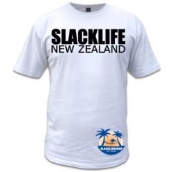 Slacklife-new-zealand-slacklineshop-T-Shirt-white