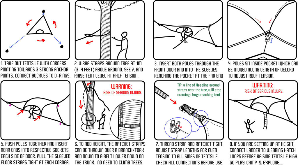 how-to-setup-tentsile-tree-tent-instructions-new-zealand