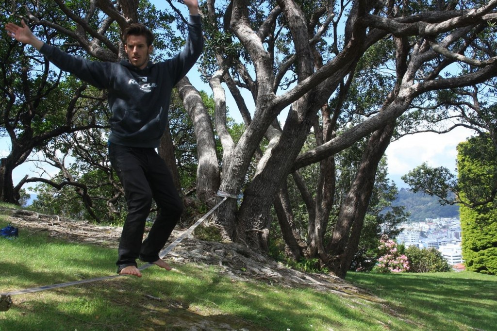 man-be-concentrated-on-a-slackline