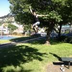 slackline-tricks-big-jump-on-parkline