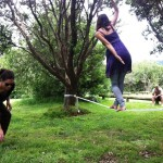sunday-lunch-park-slacklining-paekakariki
