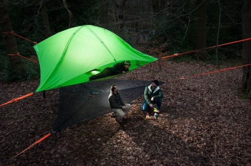 tentsile-hammock-tree-tent-3-person-new-zealand- & Slackline Tree Tent - 2 Person - Slackline Shop NZ
